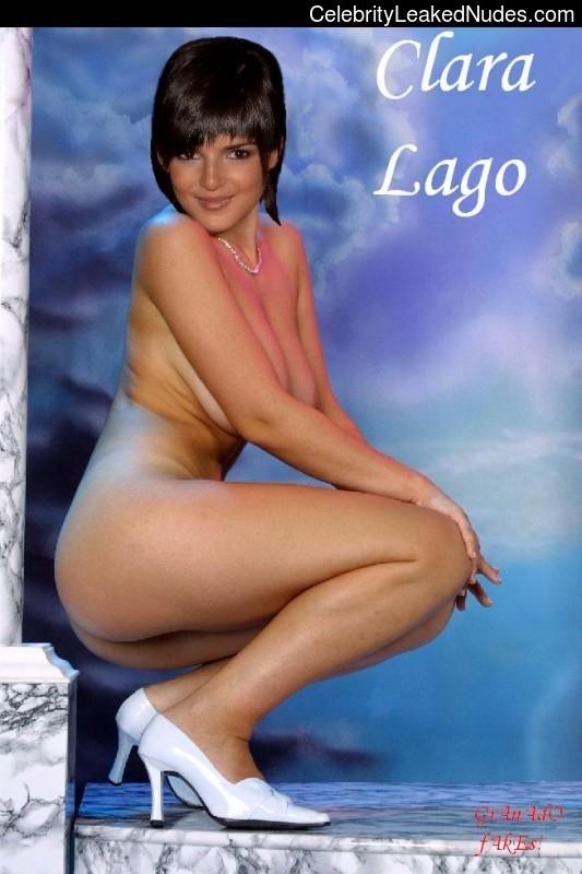 Clara Lago celebrity nude