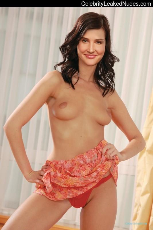 Celeb Nude Cobie Smulders 27 pic