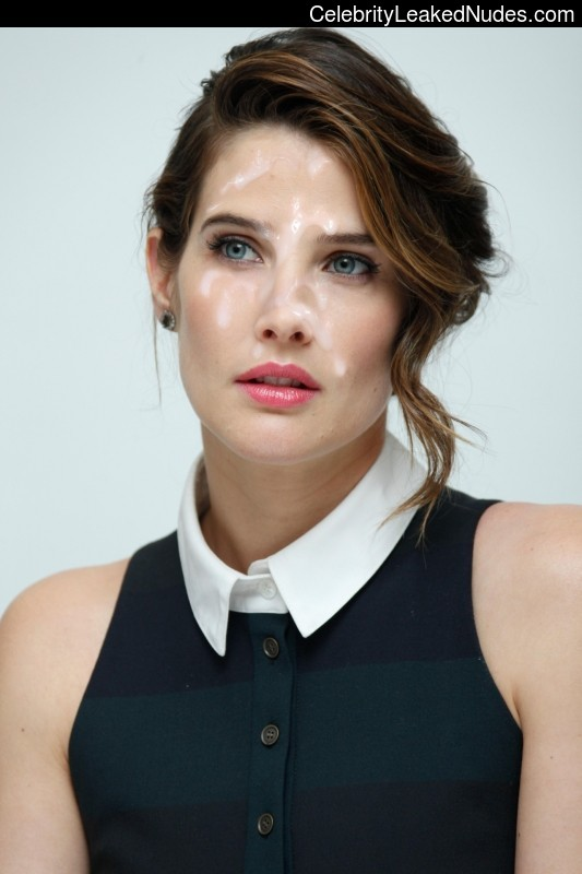 naked Cobie Smulders 4 pic