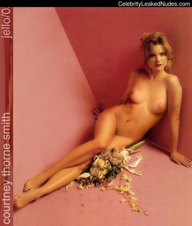 Opinion you courtney thorne smith topless