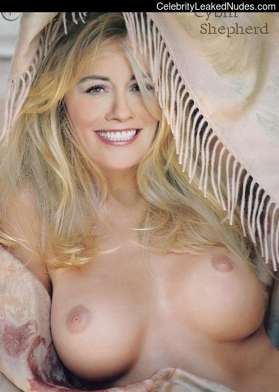 Cybil sheppard nude words... super