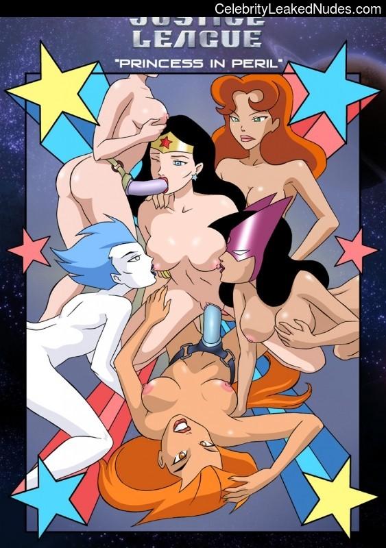 celeb nude DC Comics 21 pic