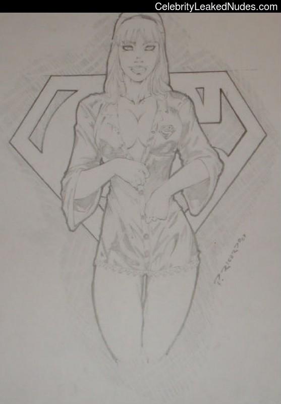 Nude Celebrity Picture DC Comics 26 pic