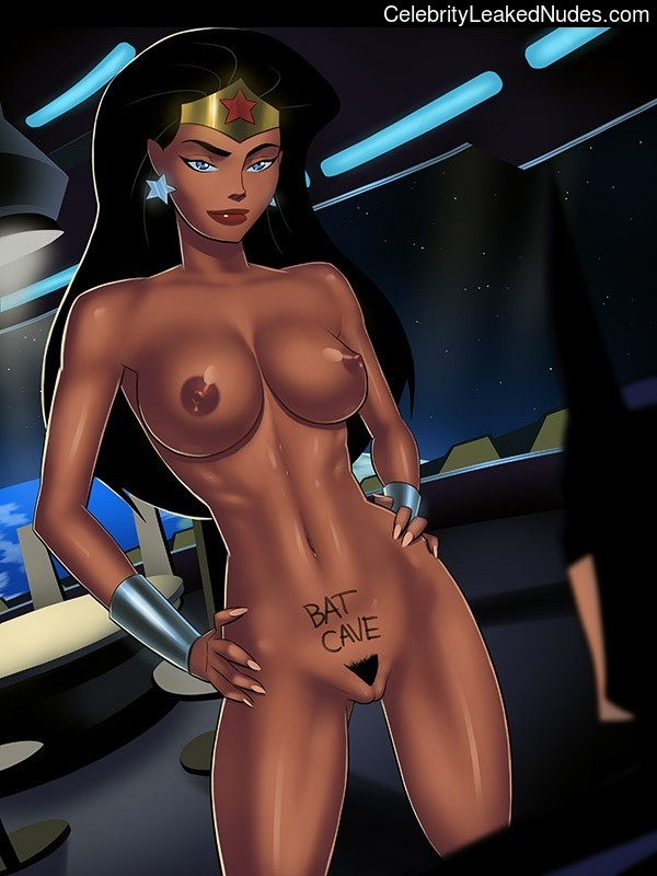 Naked celebrity picture DC Comics 2 pic