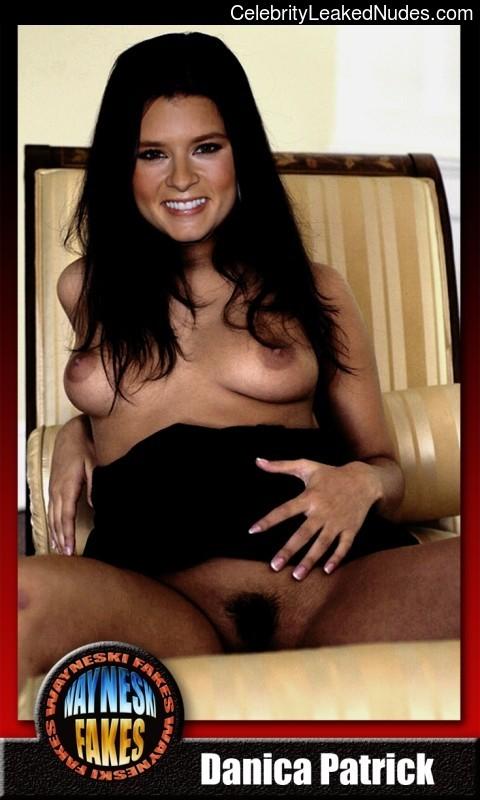 naked Danica Patrick 14 pic
