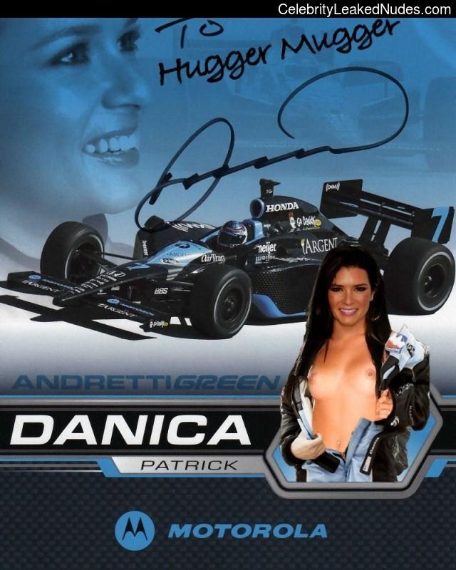 Naked Celebrity Pic Danica Patrick 16 pic
