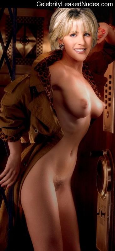 Celebrity Nude Pic Deborah Norville 10 pic