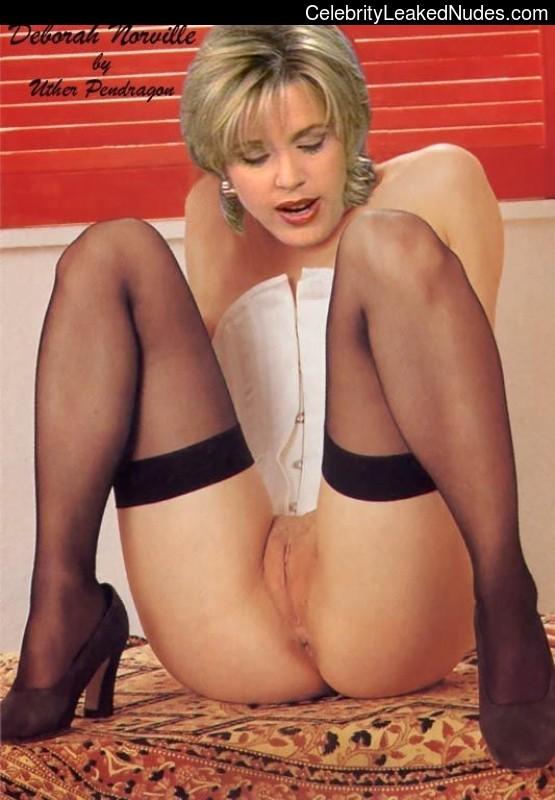 fake nude celebs Deborah Norville 23 pic