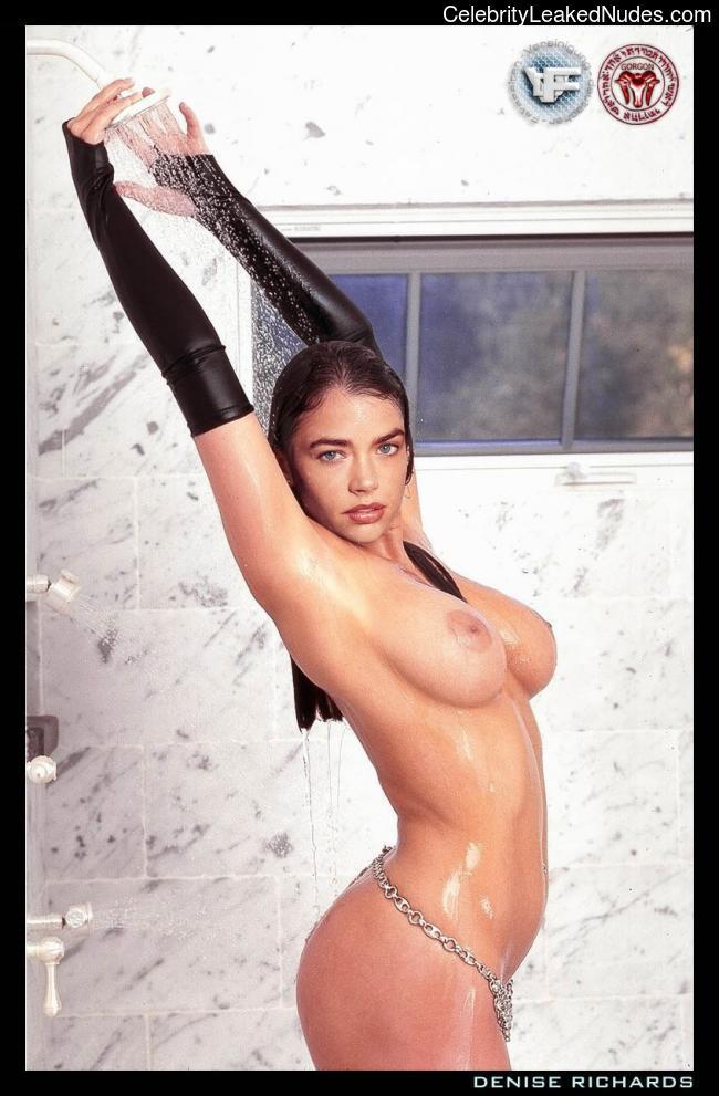 Celebrity Leaked Nude Photo Denise Richards 10 pic