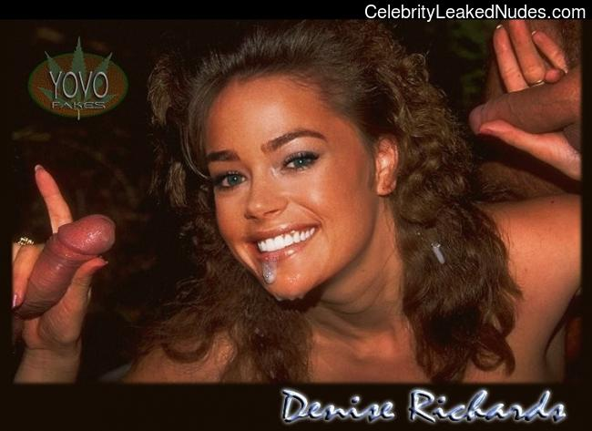 Real Celebrity Nude Denise Richards 11 pic