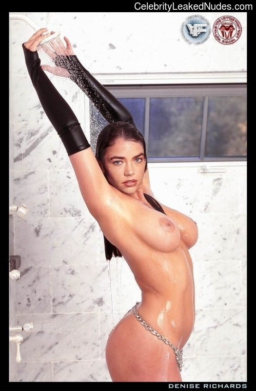 Denise Richards naked celebrities