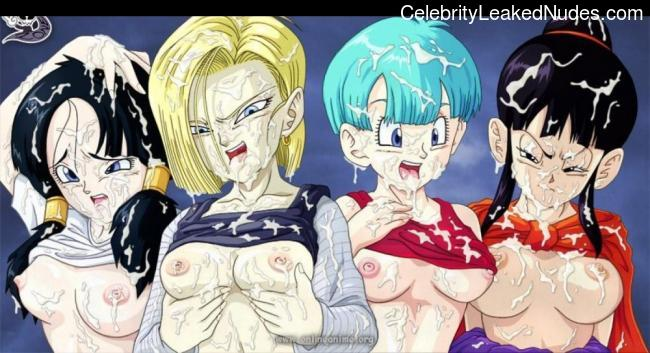 Celebrity Leaked Nude Photo Dragonball 12 pic