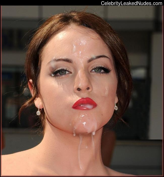 Elizabeth gillies naked