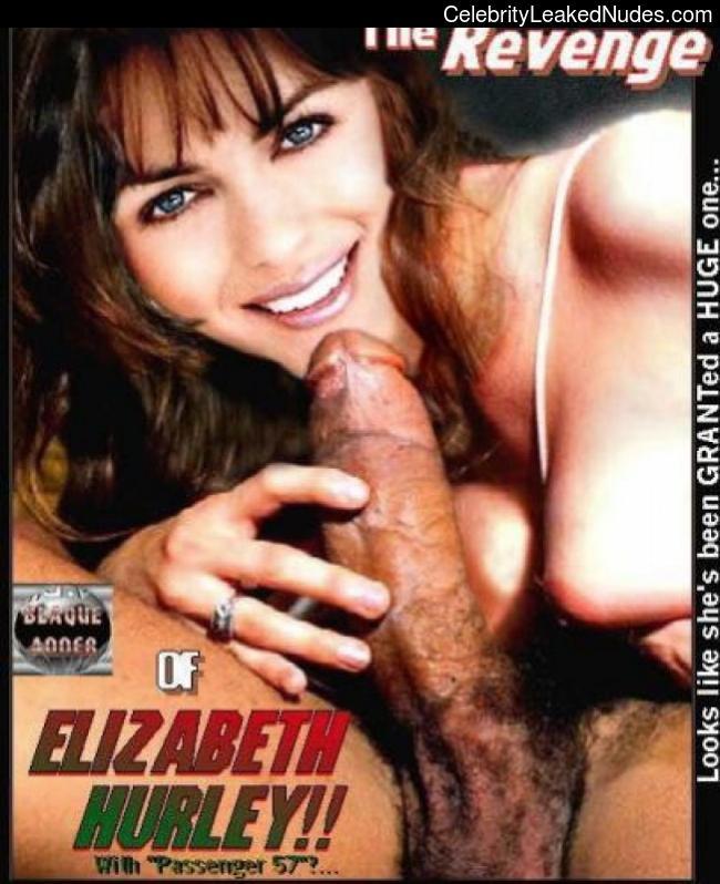 celeb nude Elizabeth Hurley 10 pic