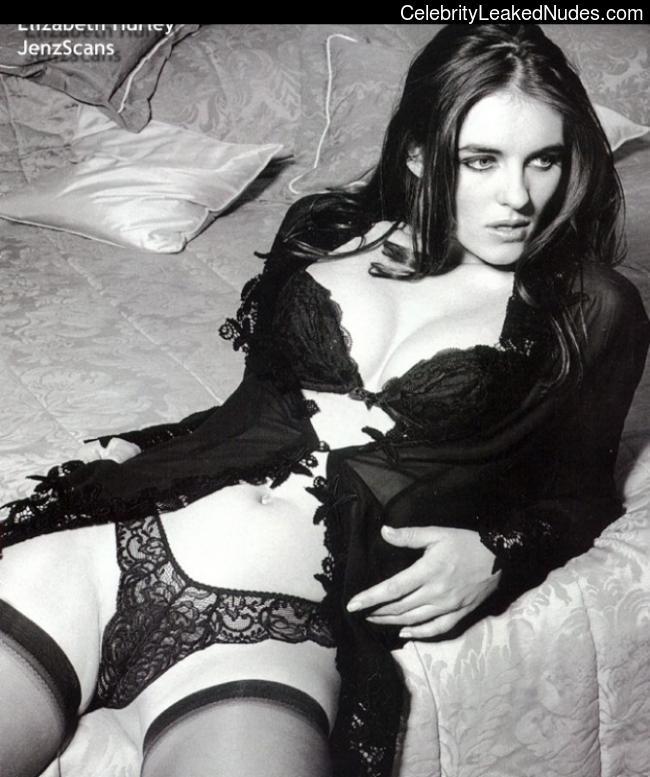 Naked Celebrity Pic Elizabeth Hurley 12 pic
