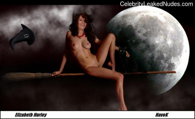 Real Celebrity Nude Elizabeth Hurley 14 pic