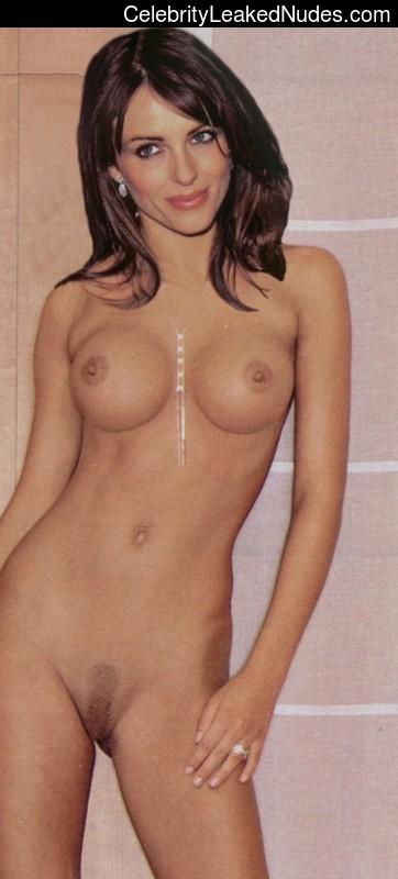 Celebrity Nude Pic Elizabeth Hurley 17 pic