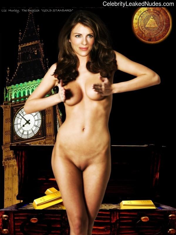 Nude Celeb Pic Elizabeth Hurley 20 pic