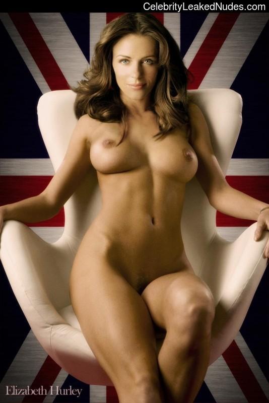 Celeb Nude Elizabeth Hurley 22 pic