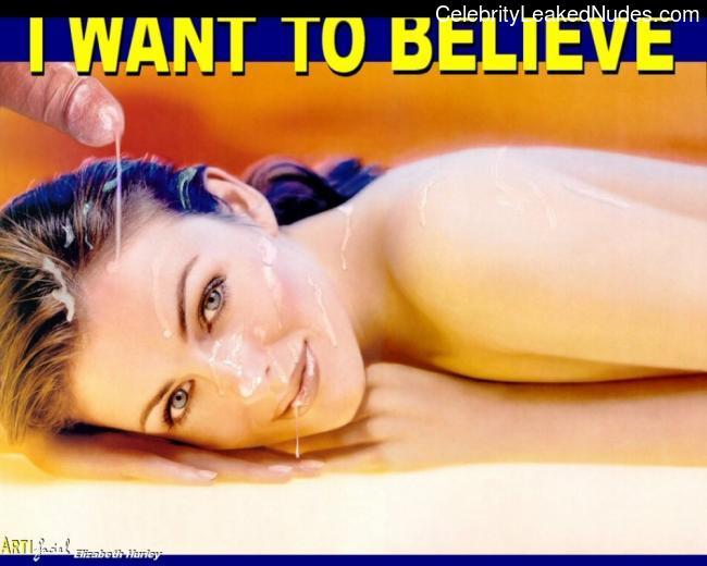 Free Nude Celeb Elizabeth Hurley 27 pic
