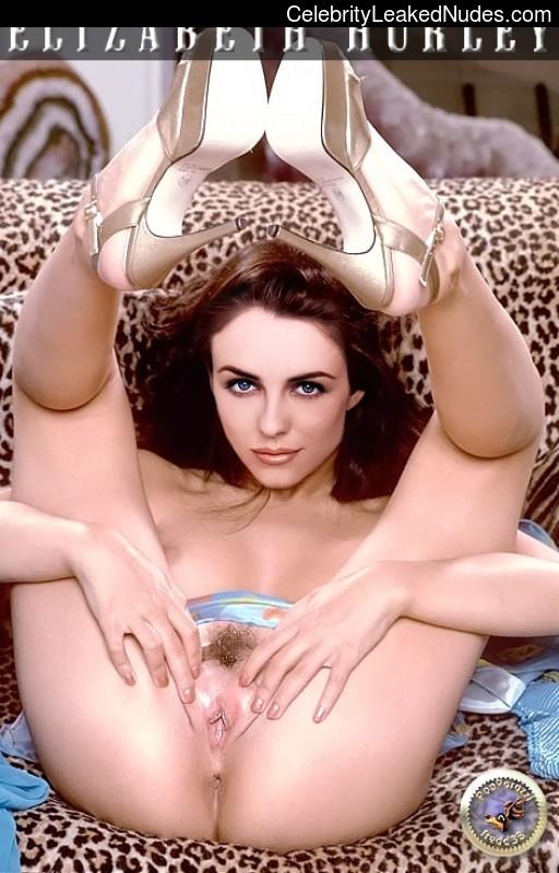 Celeb Nude Elizabeth Hurley 3 pic