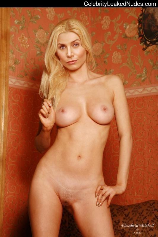 elizabeth mitchell naked pic