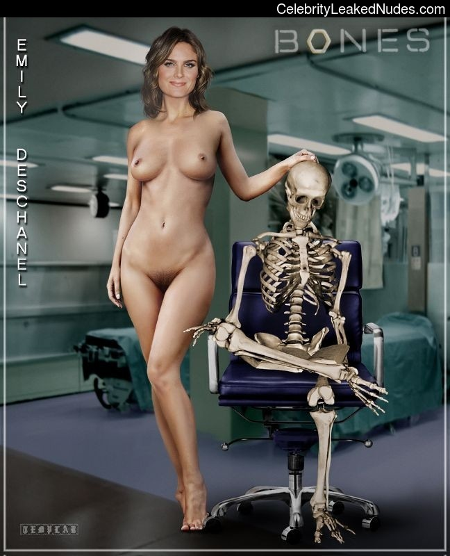 Free Nude Celeb Emily Deschanel 3 pic