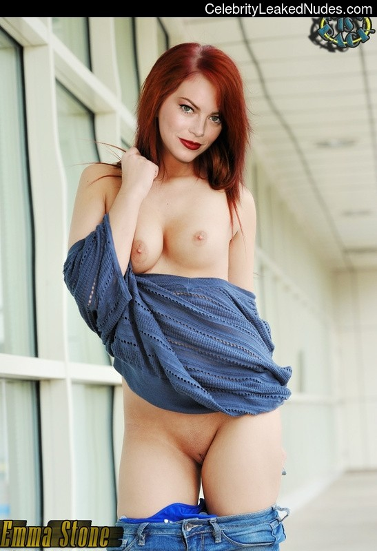 Newest Celebrity Nude Emma Stone 17 pic