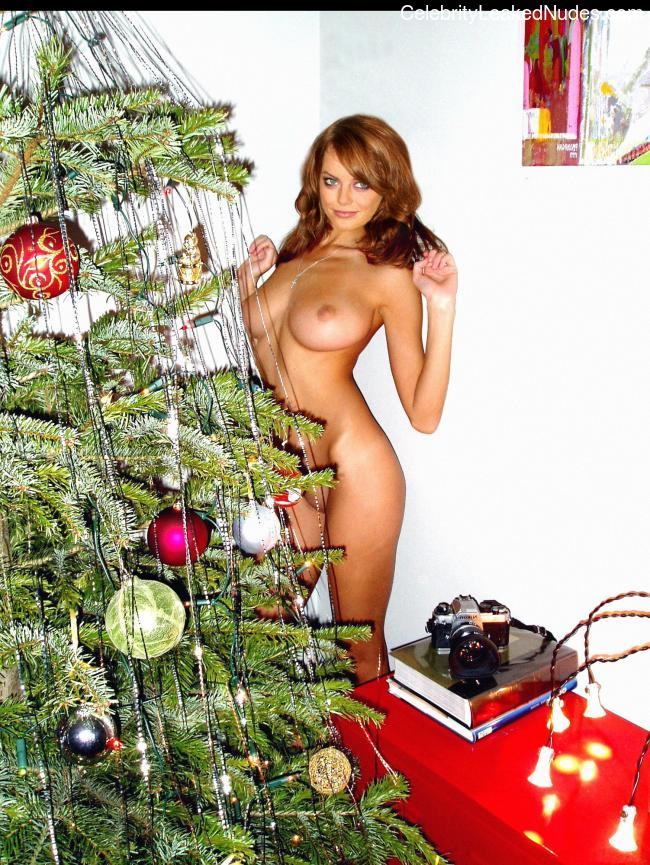 fake nude celebs Emma Stone 2 pic