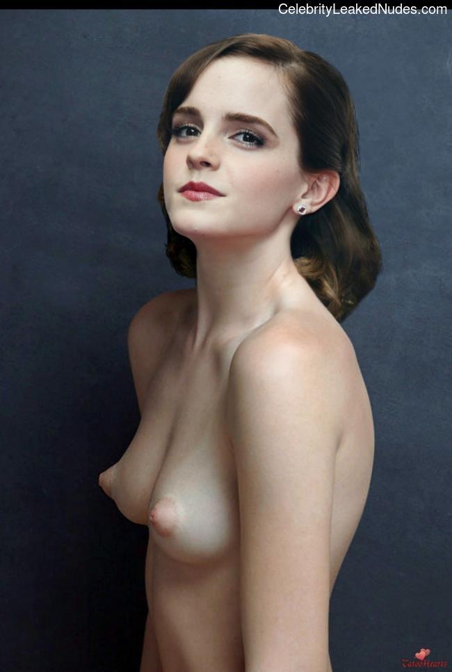 Hot Naked Celeb Emma Watson 12 pic