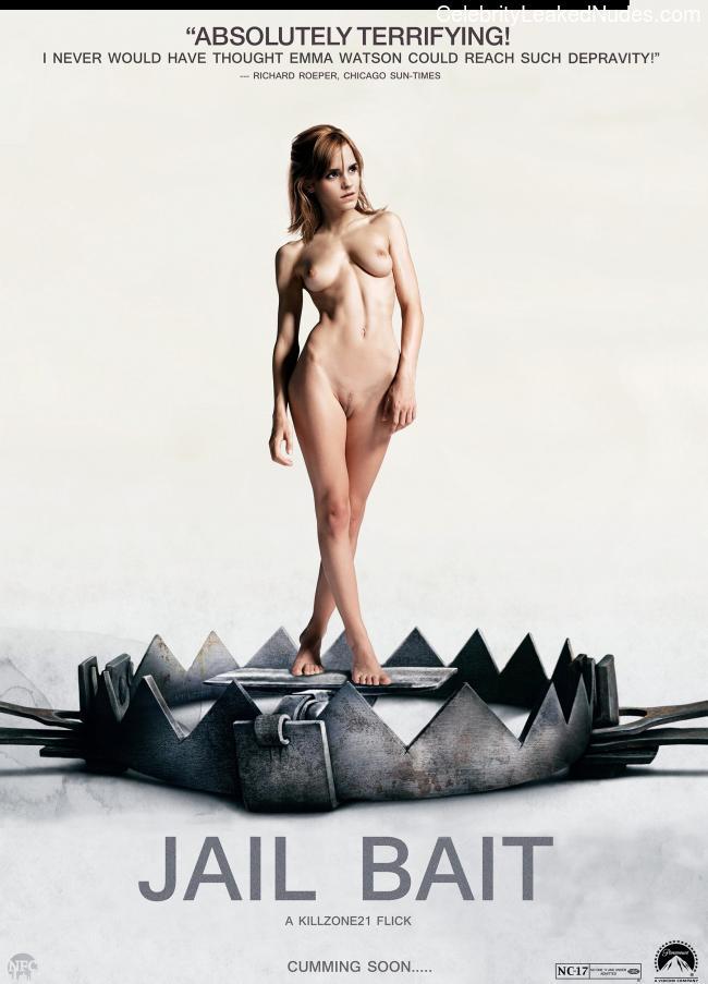 Hot Naked Celeb Emma Watson 14 pic