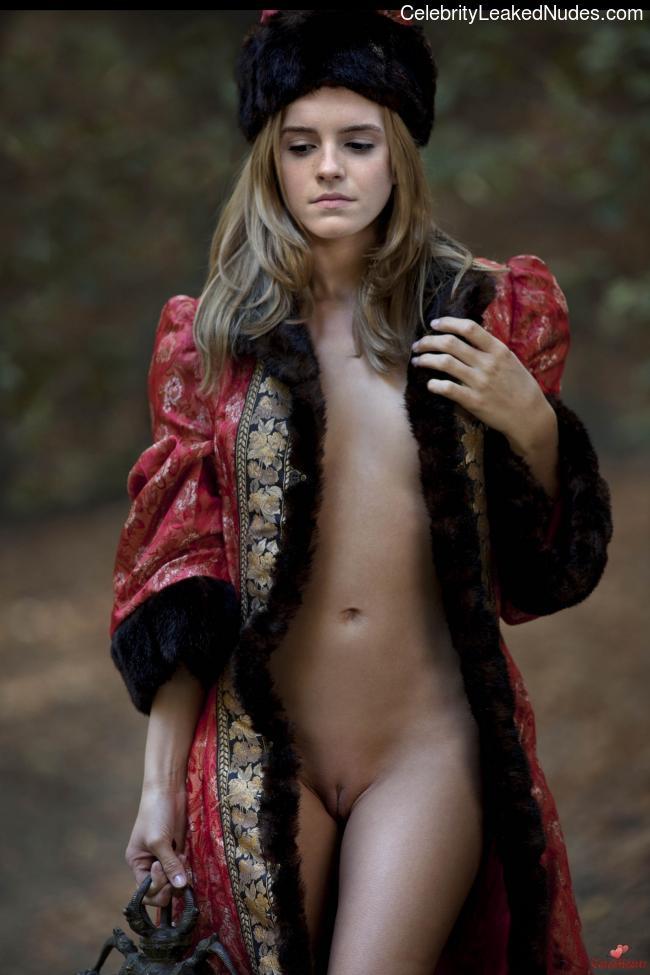 Celeb Naked Emma Watson 17 pic