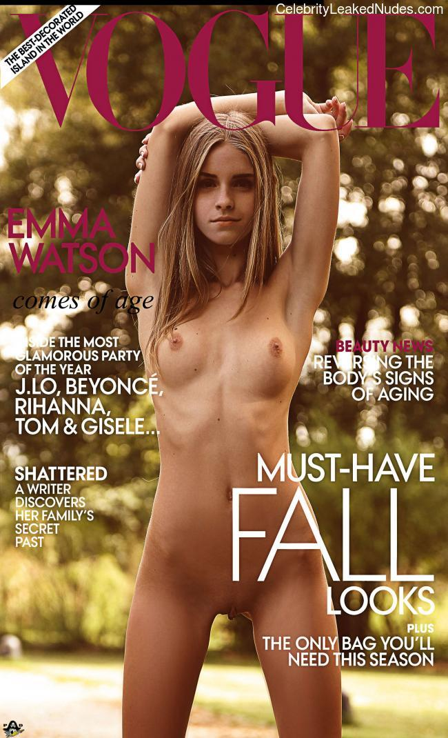 Celebrity Nude Pic Emma Watson 15 pic