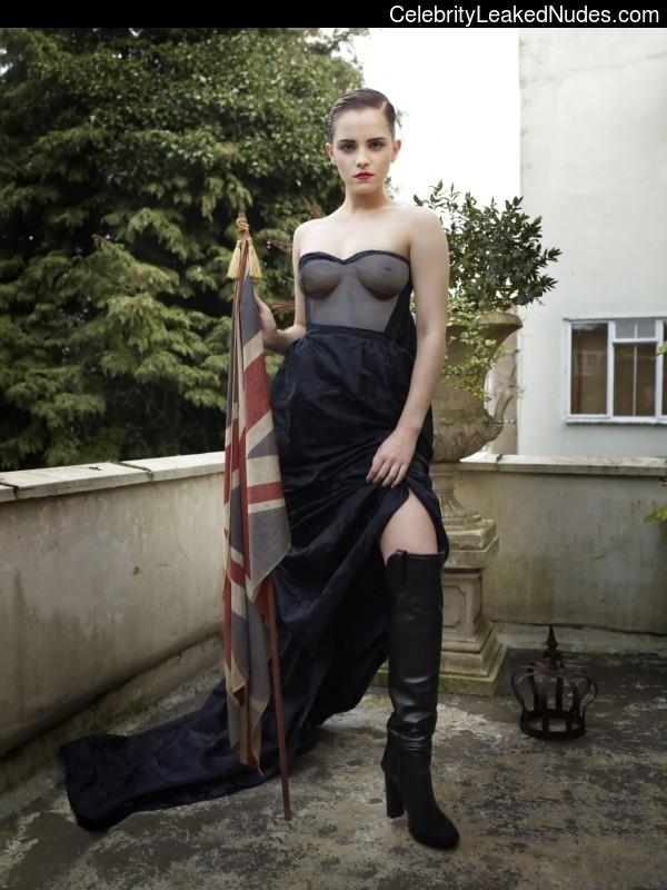 celeb nude Emma Watson 4 pic