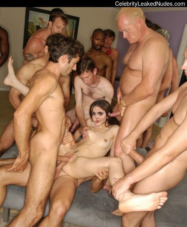 naked Emma Watson 4 pic