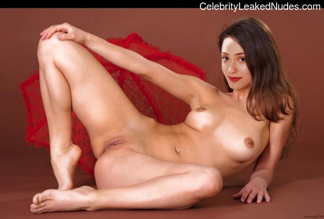 Naked Celebrity Emmy Rossum 4 pic