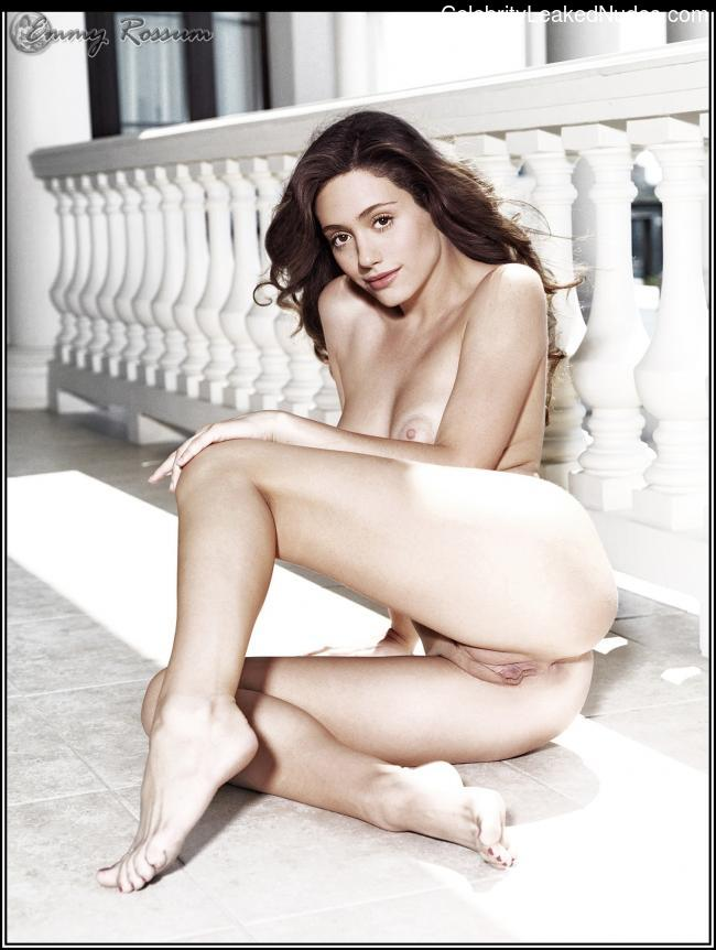 Nude Celeb Pic Emmy Rossum 1 pic