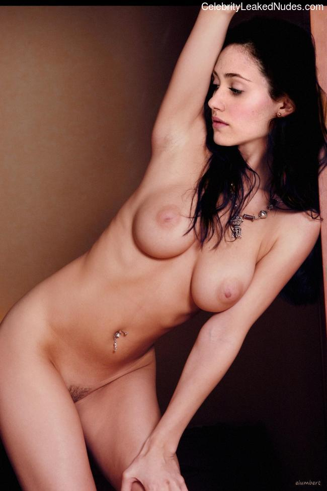 Celebrity Naked Emmy Rossum 2 pic