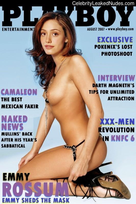 Celeb Nude Emmy Rossum 1 pic