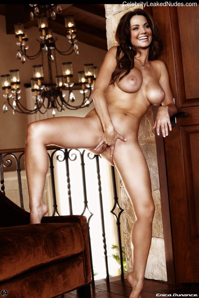 Naked celebrity picture Erica Durance 6 pic