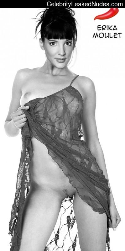 Erika Moulet celebrity nude