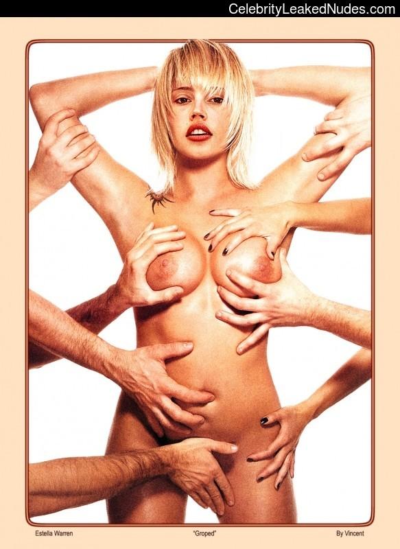 estella warren nude pics galleries
