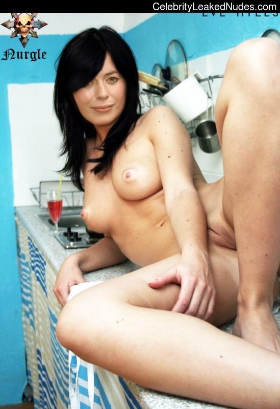 Celebrity Naked Eve Myles 1 pic