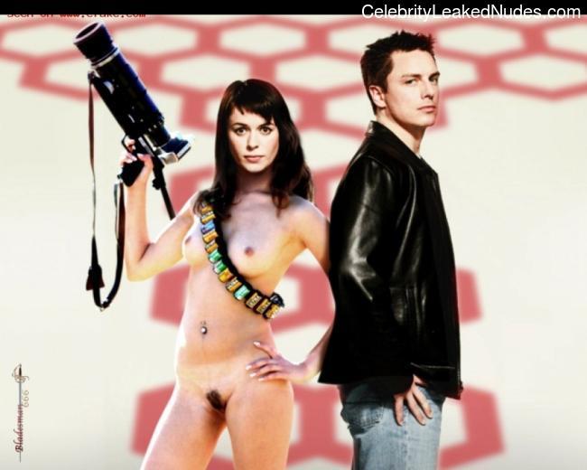 Celeb Naked Eve Myles 30 pic