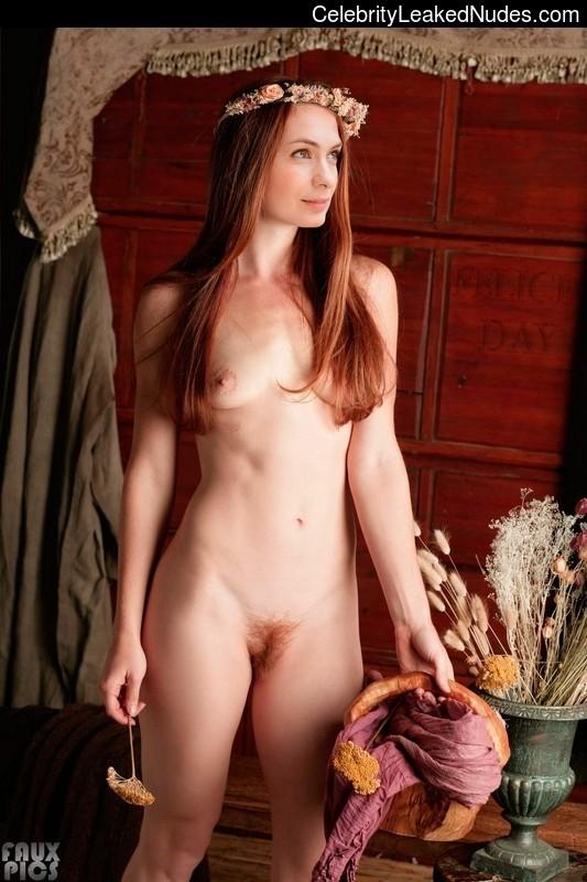 Felicia day naked
