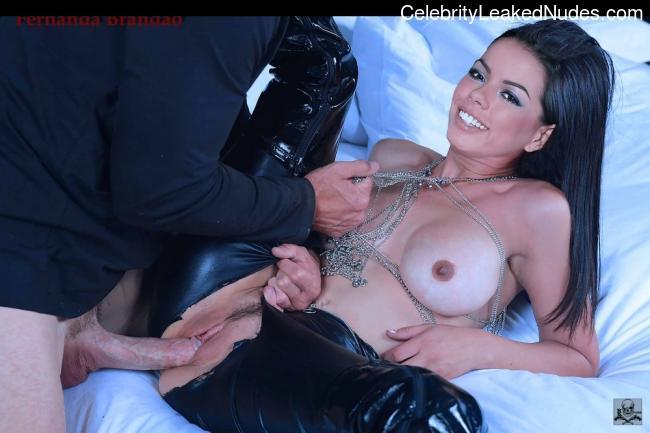 Fernanda Brandao nude celeb pics