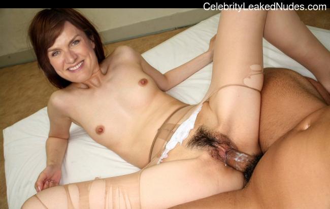 Fiona Bruce naked celebrities