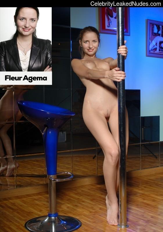 Fleur Agema celebrities naked