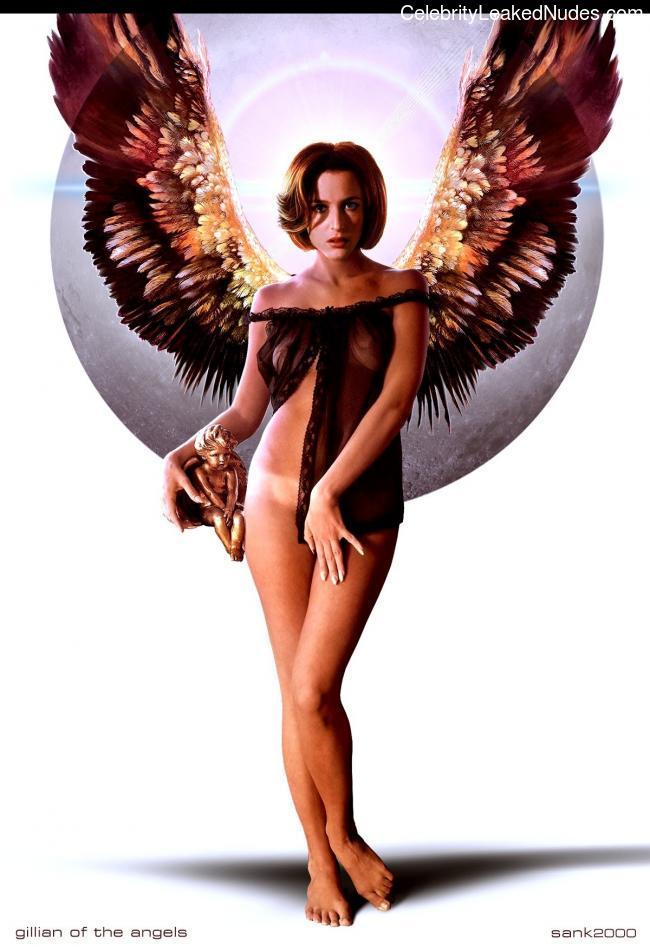 Gillian Anderson nude celeb pics