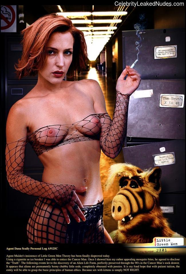 Free Nude Celeb Gillian Anderson 30 pic
